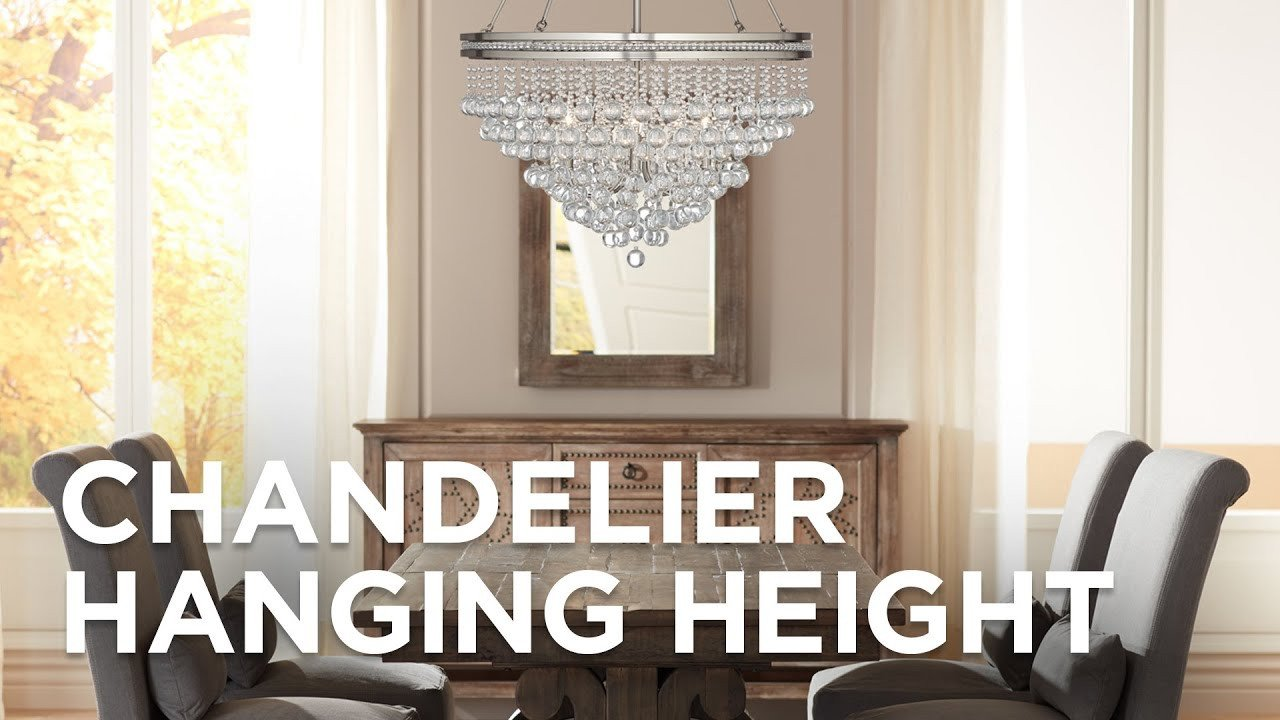 Fake Chandelier for Bedroom Lovely Chandelier Hanging Height How High to Hang A Chandelier Lamps Plus