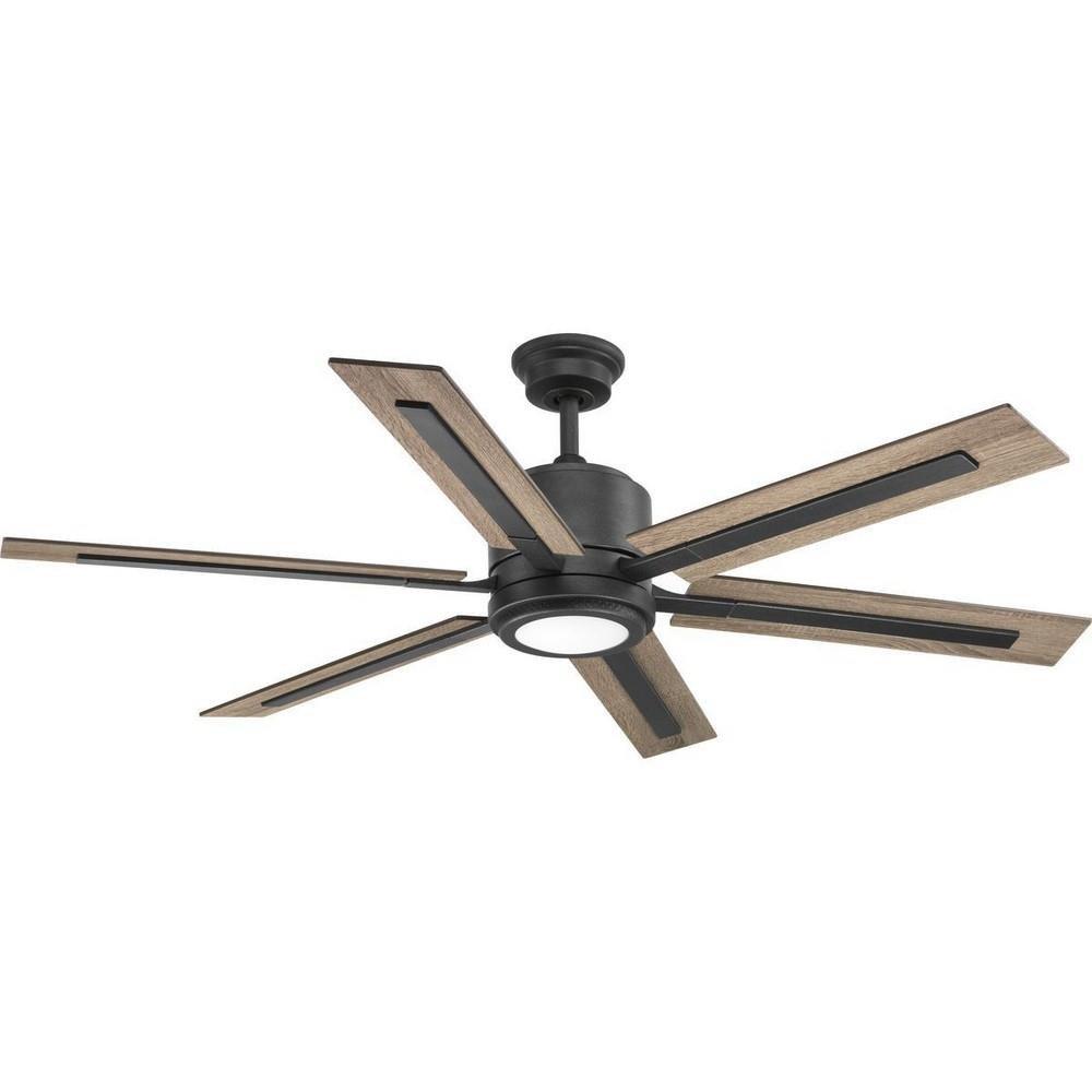 """Fan Size for Bedroom New Glandon 60"""" Ceiling Fan with Light Kit"""