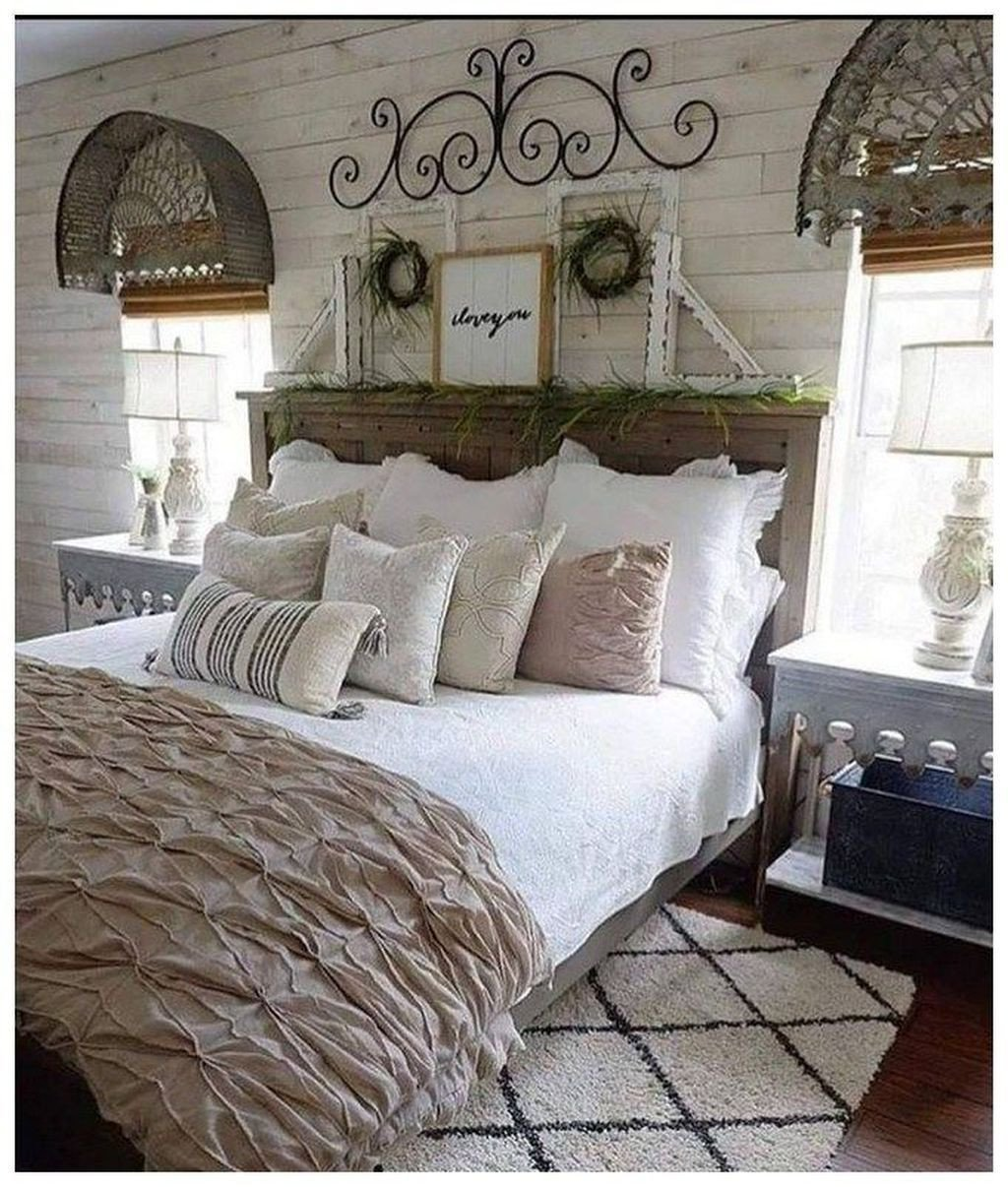 Farmhouse Style Bedroom Set Luxury 40 Farmhouse Style Master Bedroom Decorating Ideas
