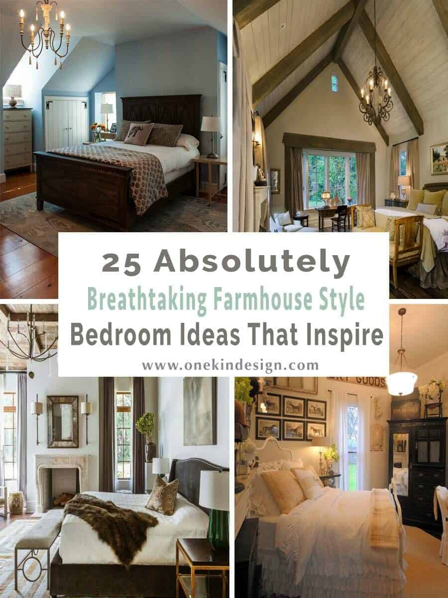 Farmhouse Style Bedroom Set New 25 Absolutely Breathtaking Farmhouse Style Bedroom Ideas