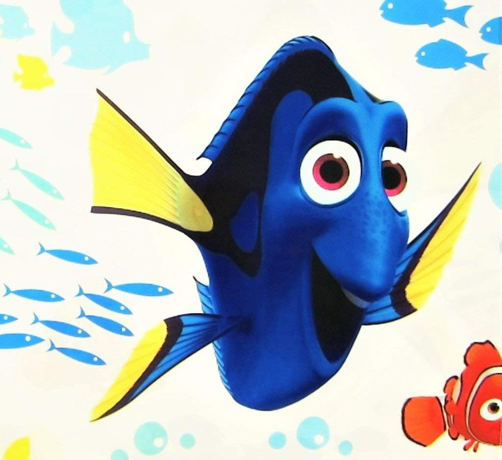 Finding Dory Bedroom Decor Best Of Amazon Jfsi Finding Dory Flat Sheet Only Size Twin