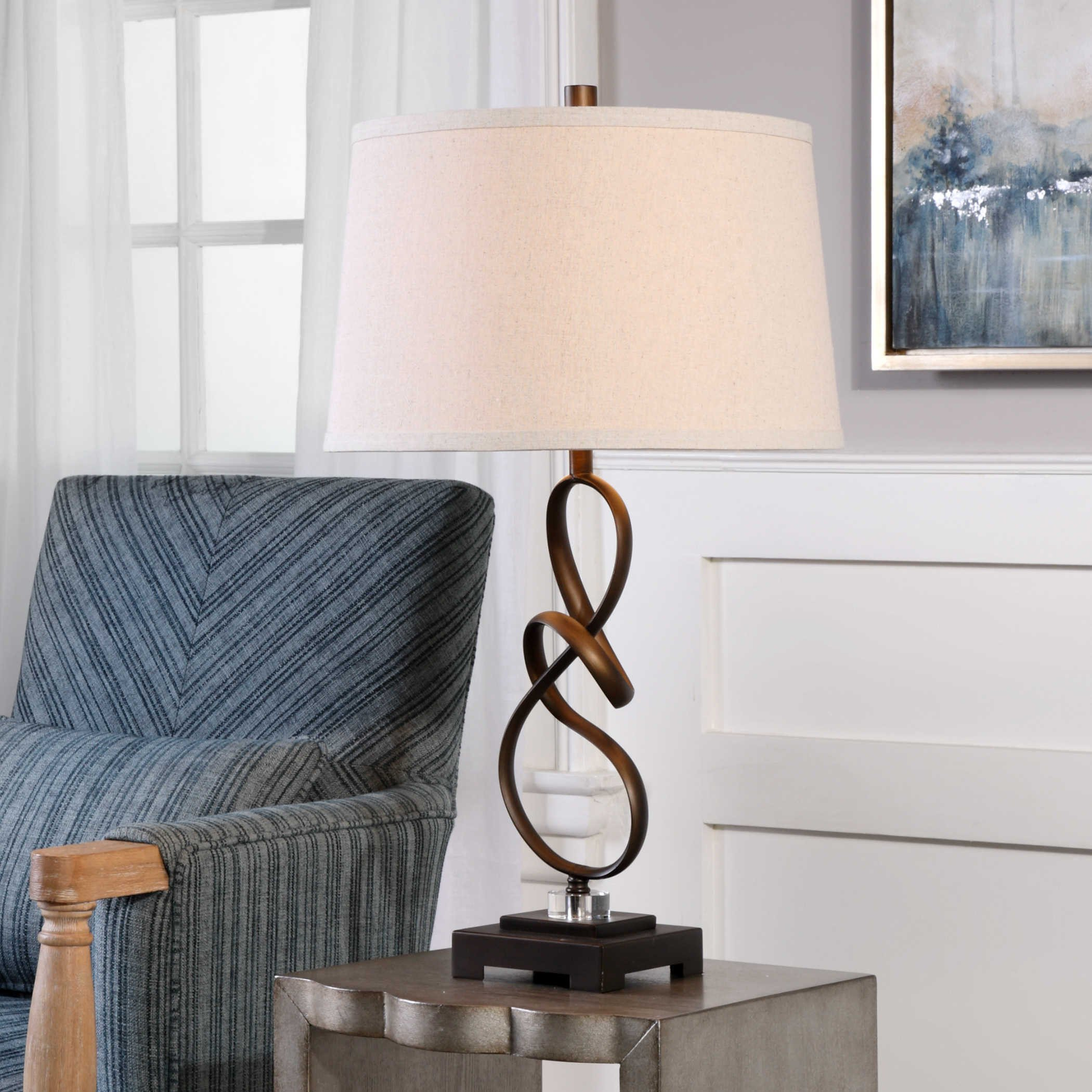 Floor Lamp for Bedroom Elegant Tenley Table Lamp