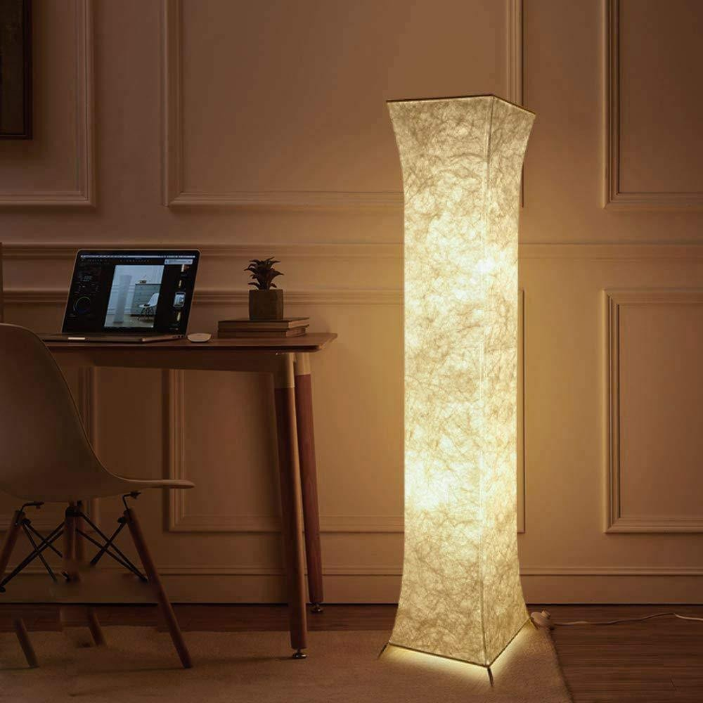 Floor Lamp for Bedroom Inspirational Roman Square Column Led Floor Lamp