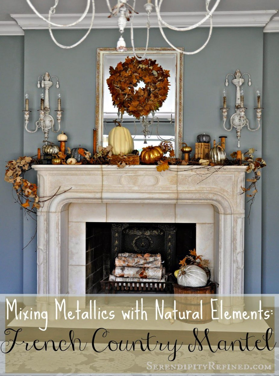 French Country Bedroom Ideas Fresh Fall Mantel Decor ¢Ë†Å¡ 25 Best Ideas About French Country