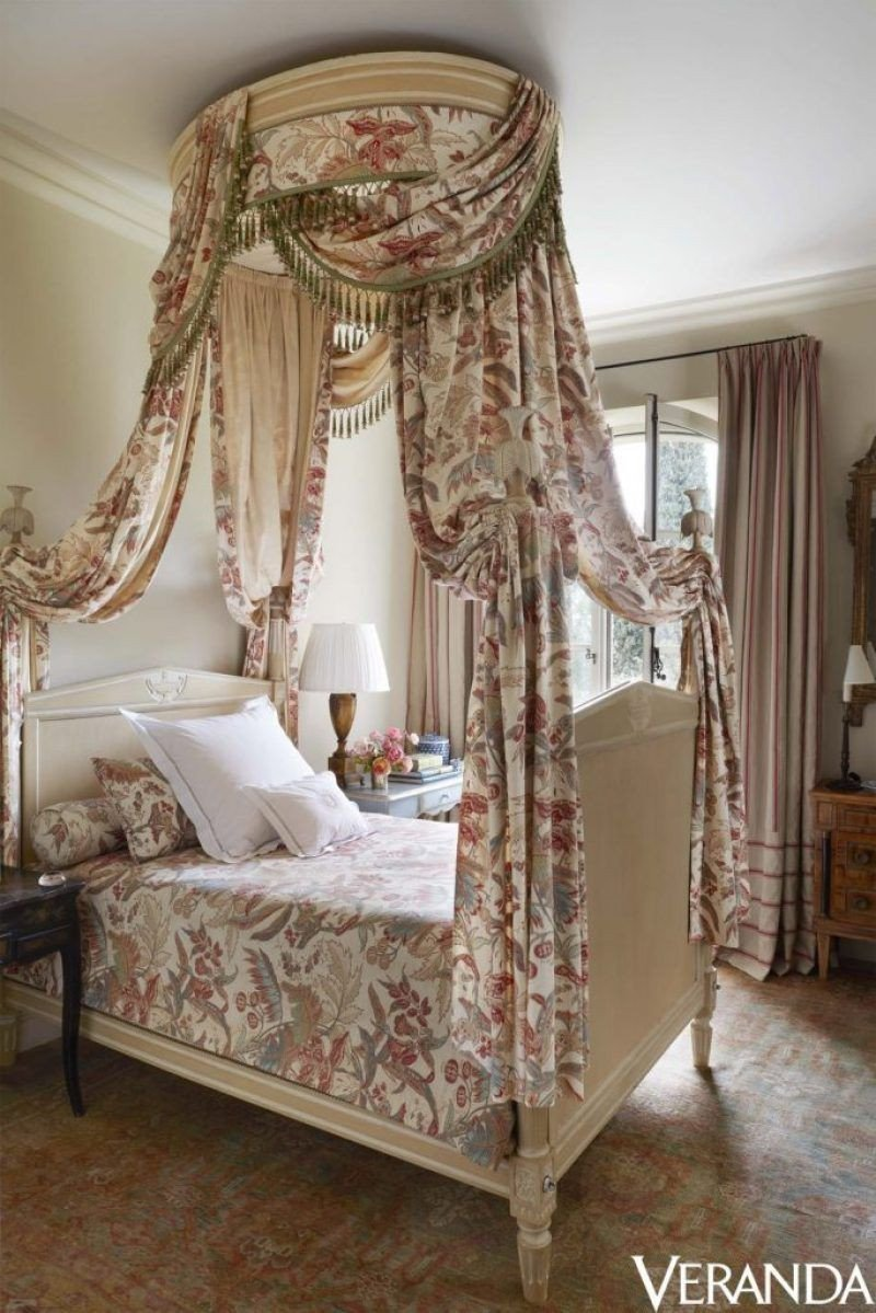 French Country Bedroom Ideas Lovely Bunny Williams Renovates A Farmhouse In Provence the Glam