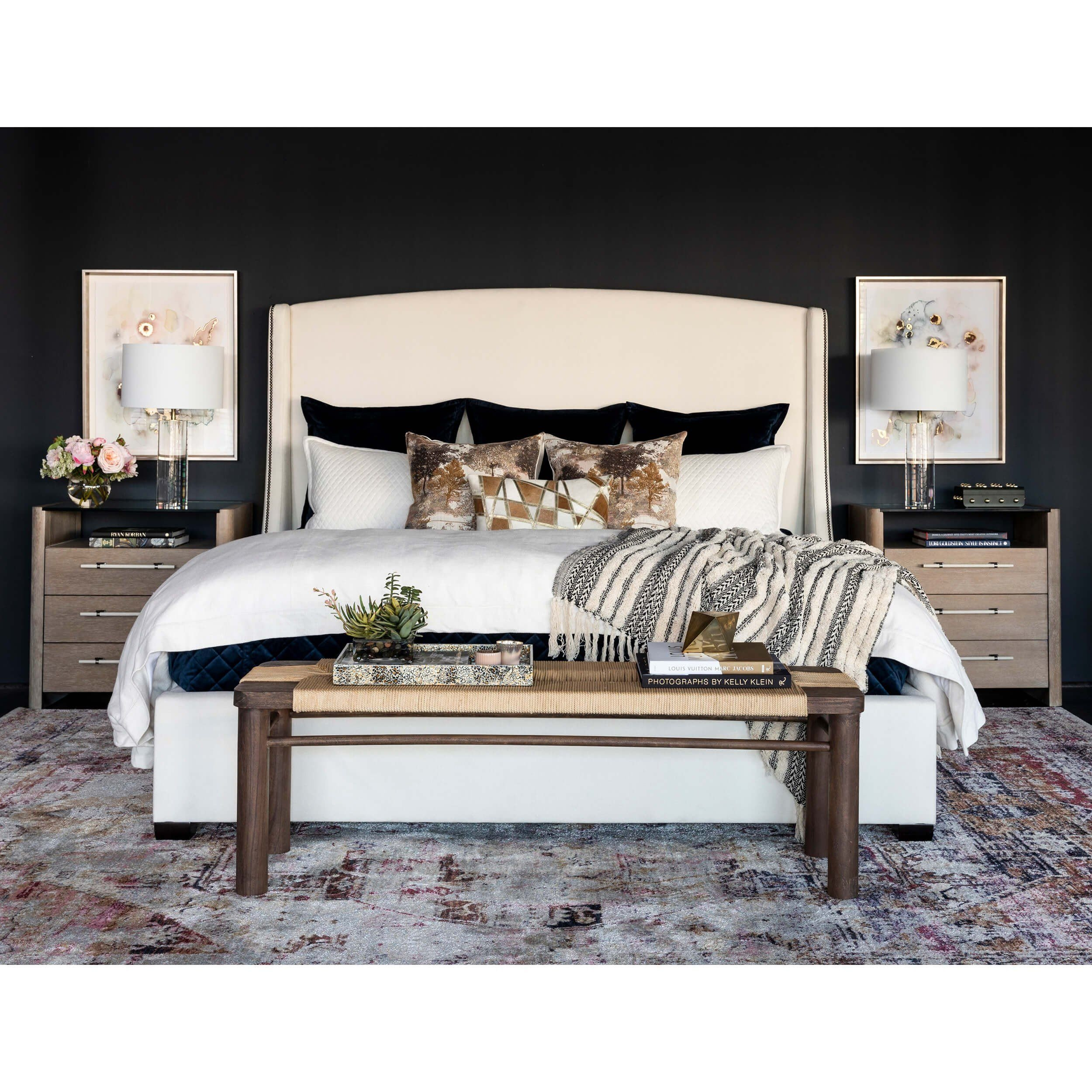 French Country Bedroom Ideas Unique Affinity Three Drawer Nightstand In 2020
