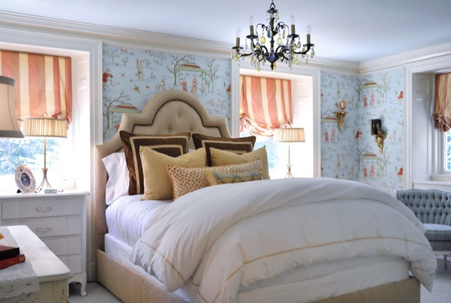 French Provincial Bedroom Furniture Elegant Ideas for French Country Style Bedroom Decor