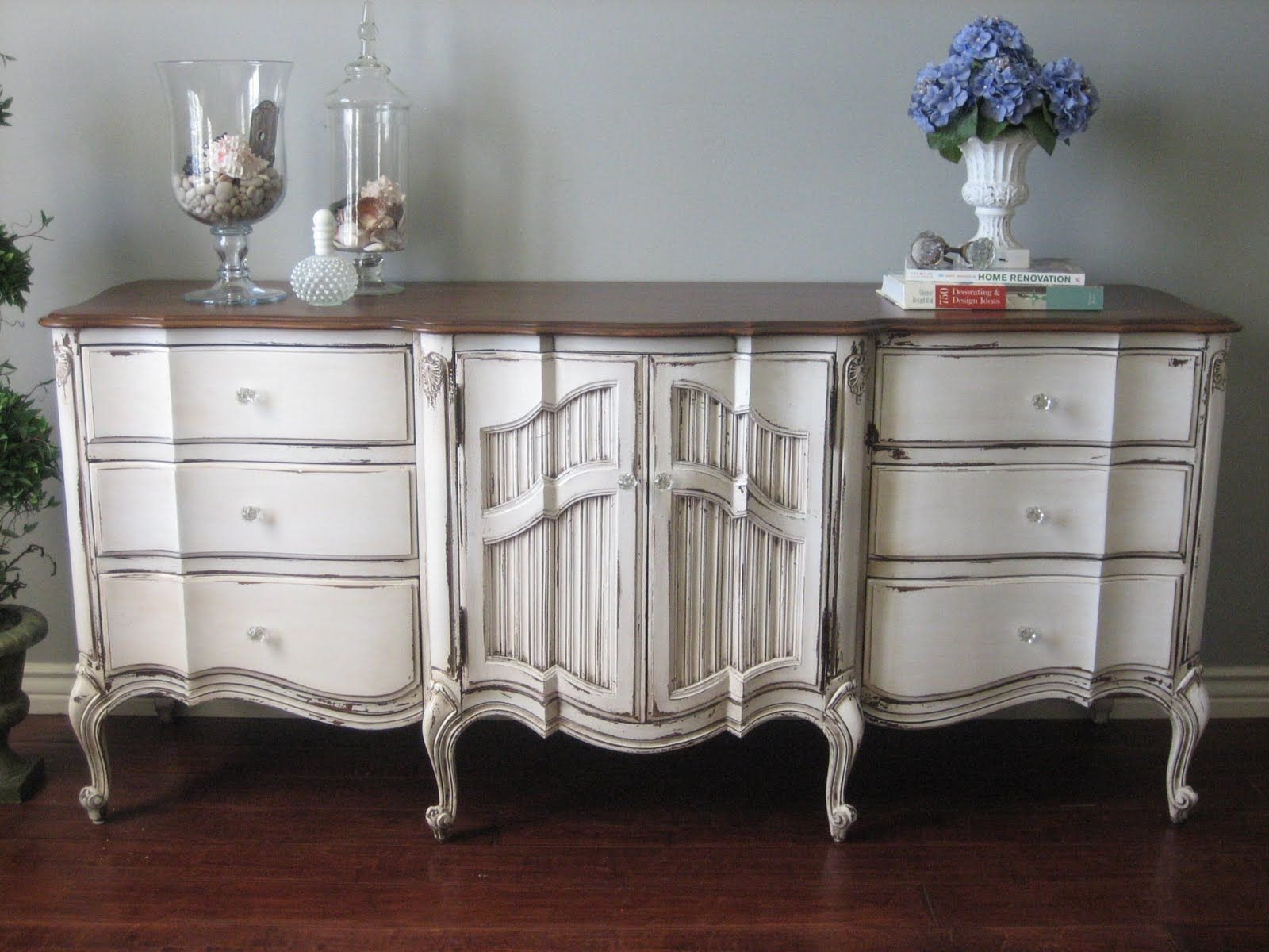 French Provincial Bedroom Furniture New Painted French Provincial