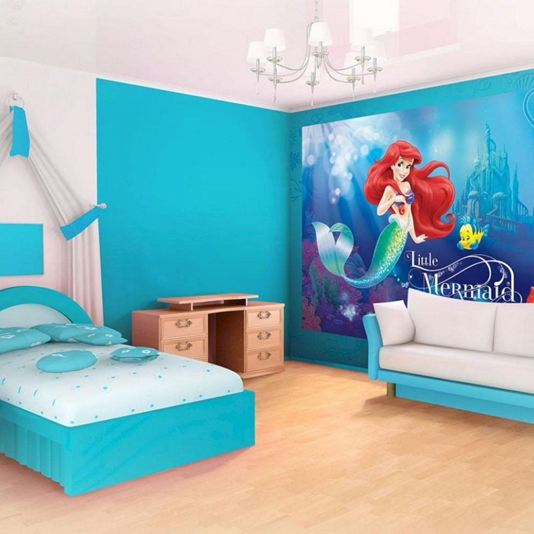 Frozen themed Bedroom Ideas Awesome 20 Marvelous Mermaid Home Decor Inspiration Ideas