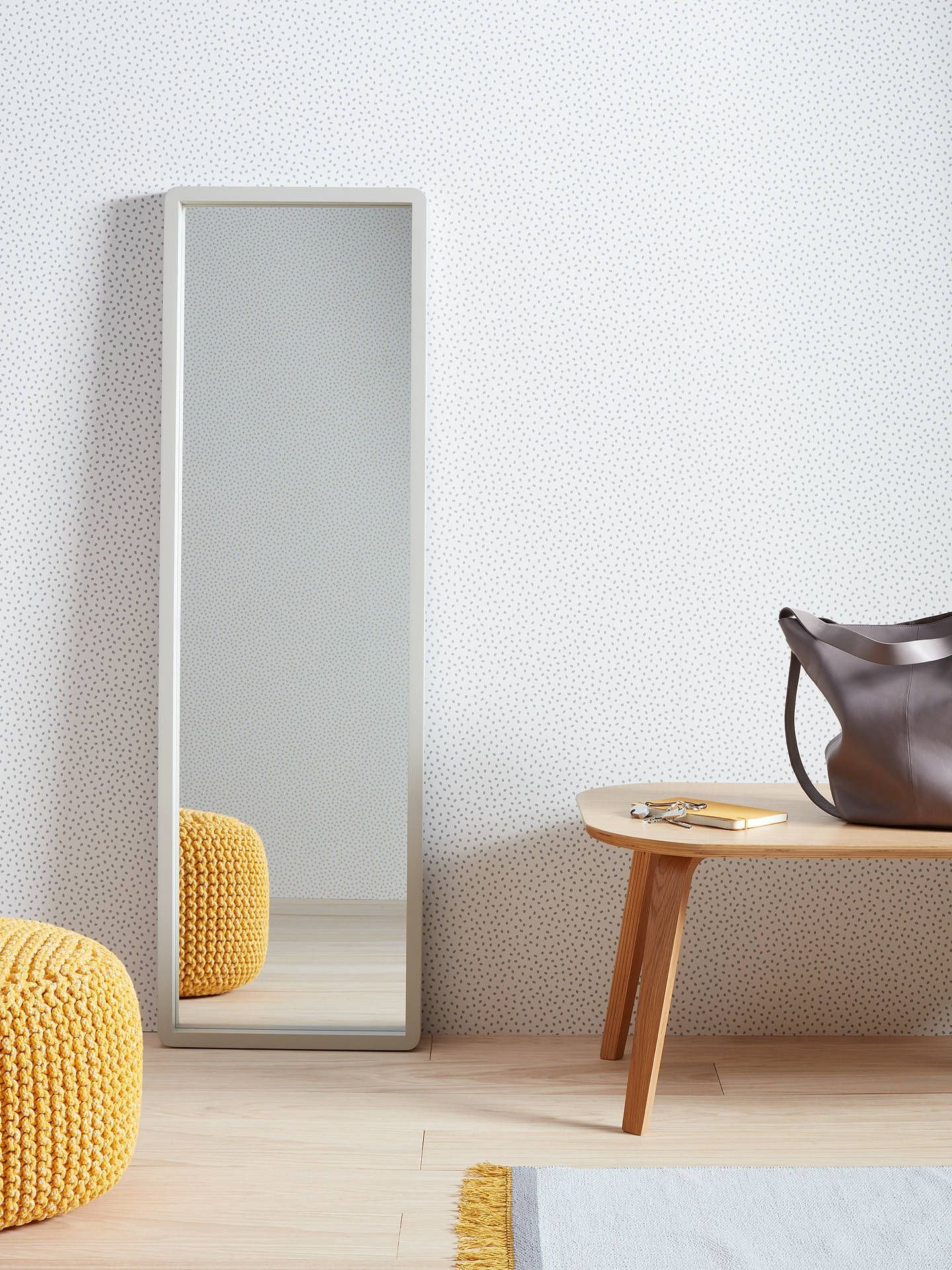 Full Length Bedroom Mirror Beautiful House by John Lewis Rounded Corner Full Length Mirror 140 X