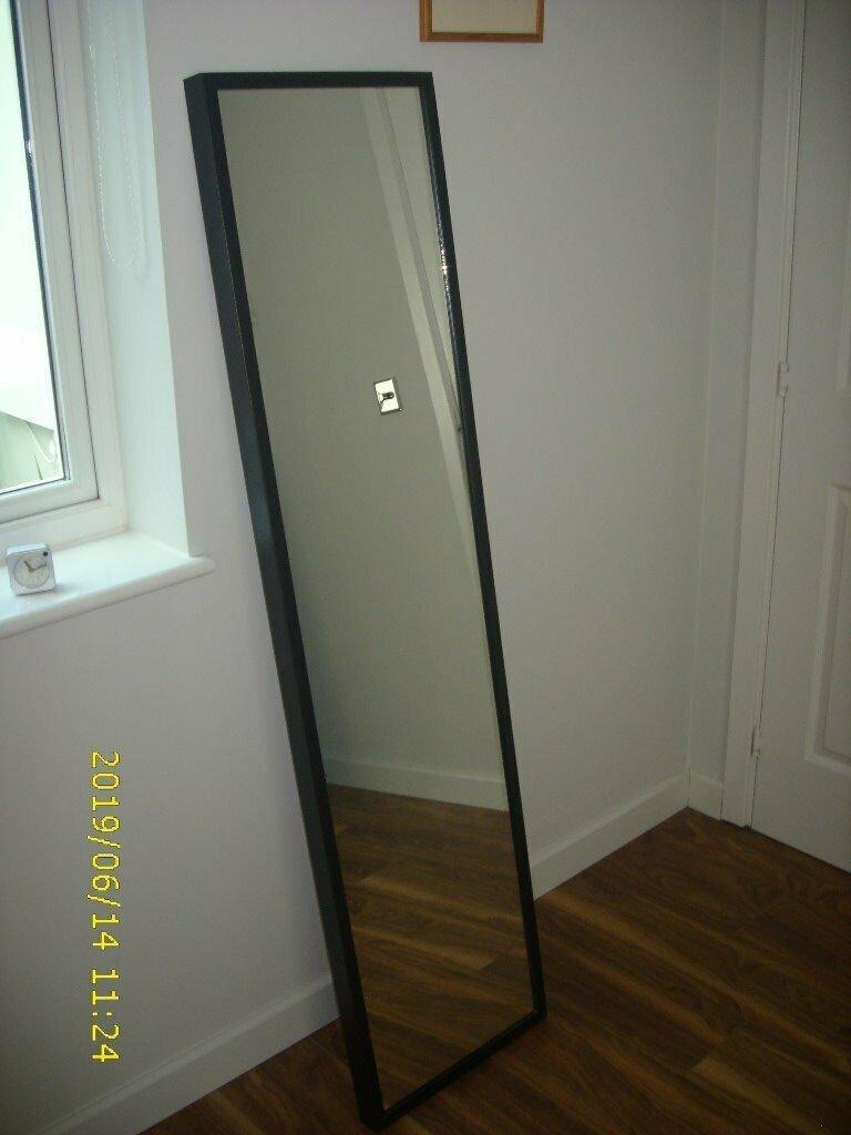 Full Length Bedroom Mirror New Ikea Full Length Bedroom Mirror In Boughton Monchelsea Kent