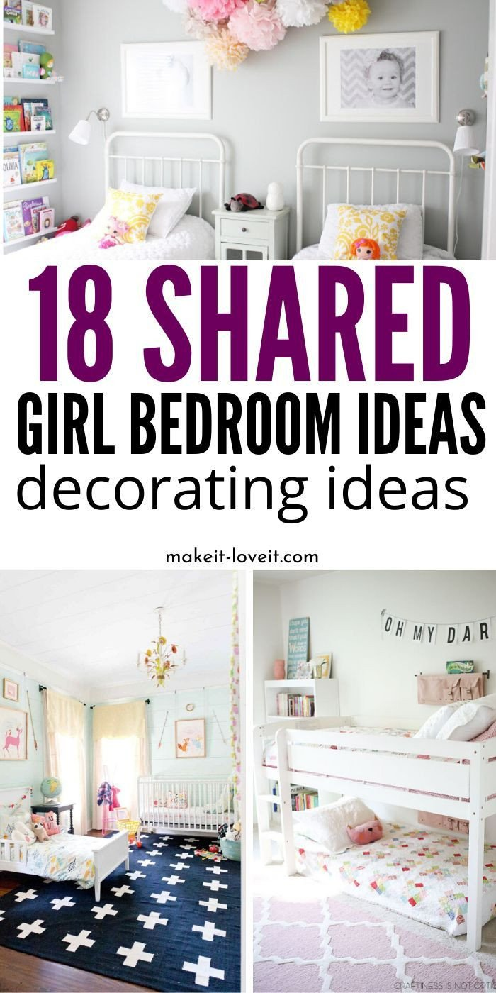 Girl Bedroom Decorating Ideas Fresh 168 Best Home Kid S Rooms Images In 2020