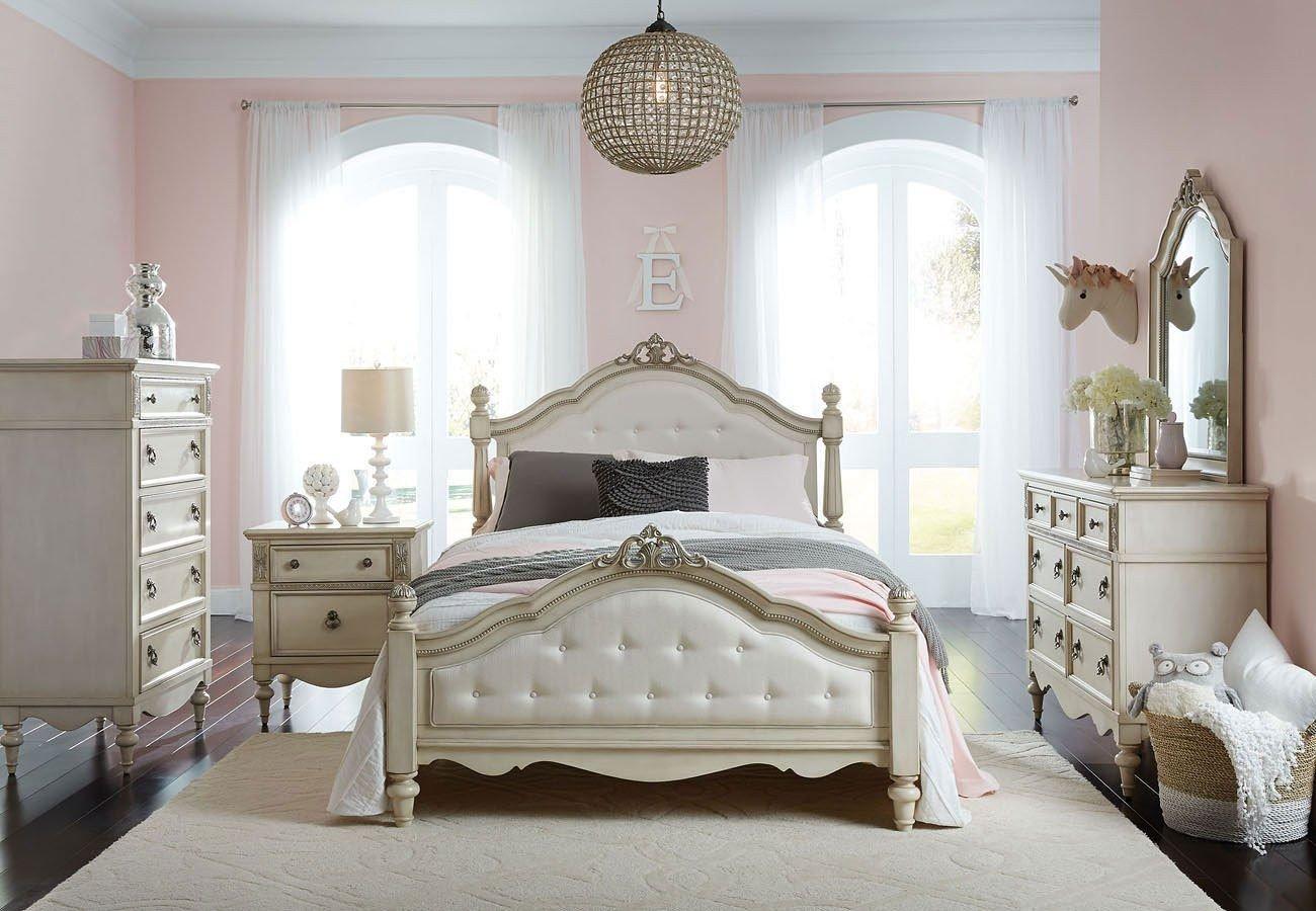 Girl Bedroom Set Full Best Of Giselle Poster Bedroom Set