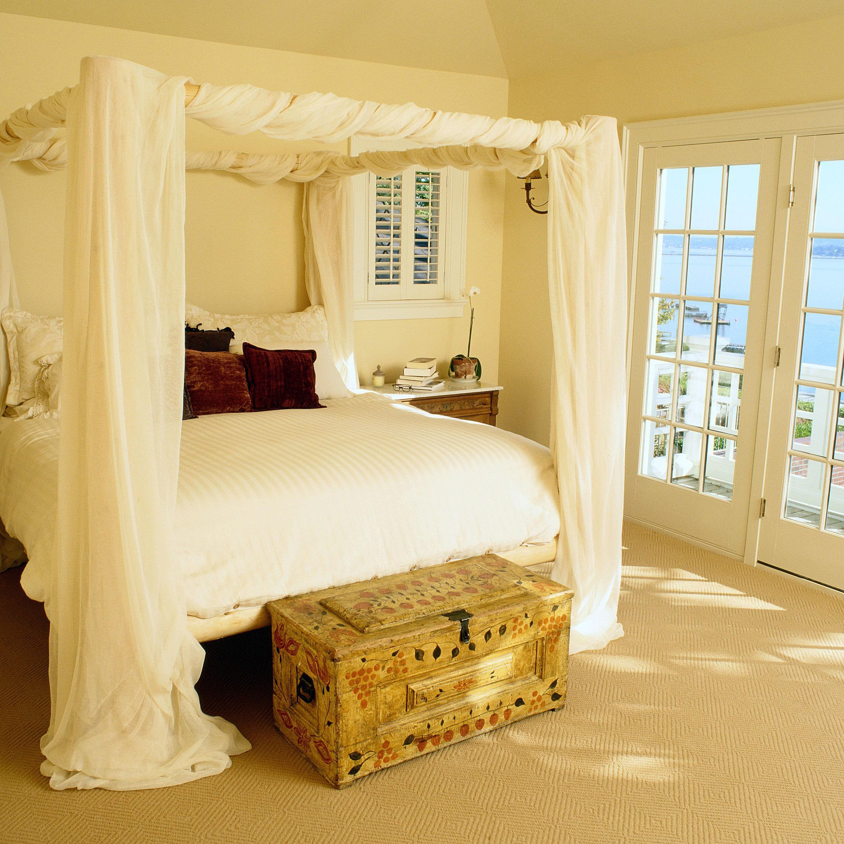 Girl Canopy Bedroom Set Luxury Diy Your Own Beautiful and Romantic Canopy Bed