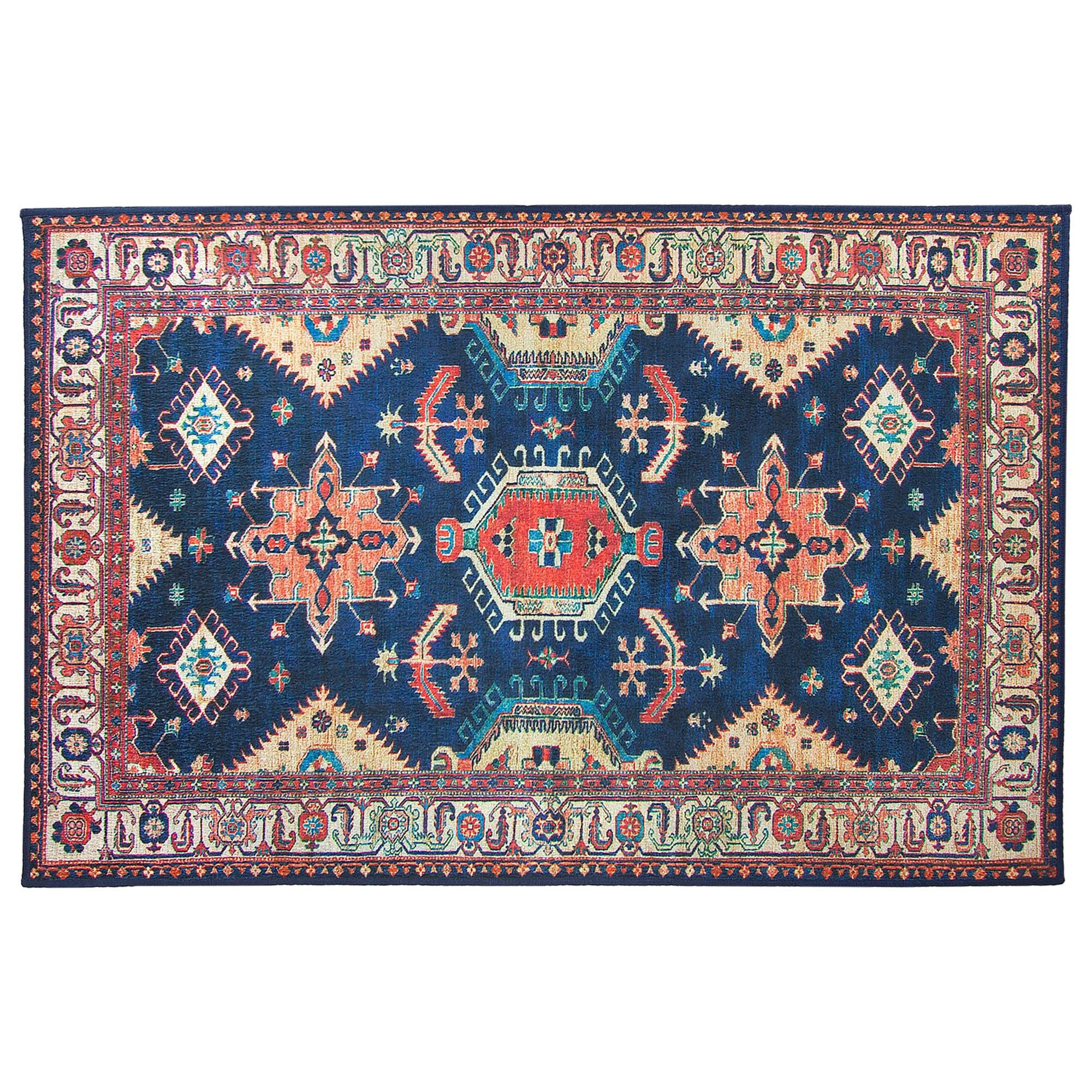 Girls Bedroom area Rugs Lovely Ruggable Noor 3 X 5 Sapphire area Rug