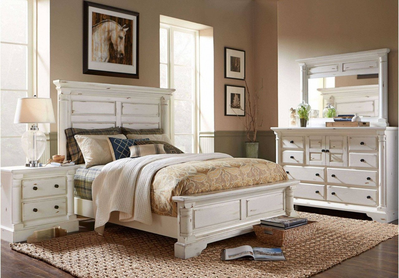Girls Queen Bedroom Set Beautiful Bed with Drawers — Procura Home Blog