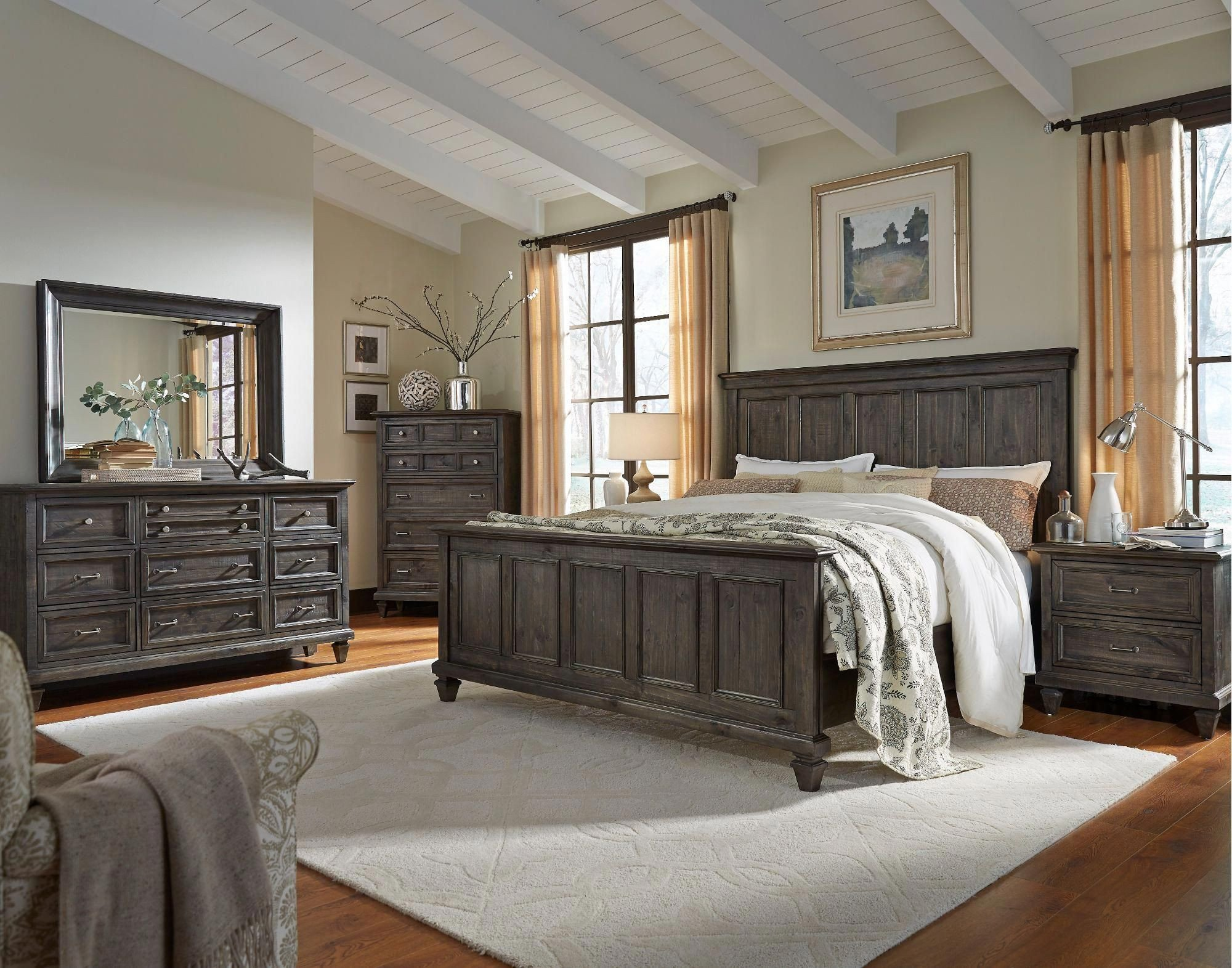 Girls Queen Bedroom Set Lovely Charcoal Gray 6 Piece Queen Bedroom Set Calistoga