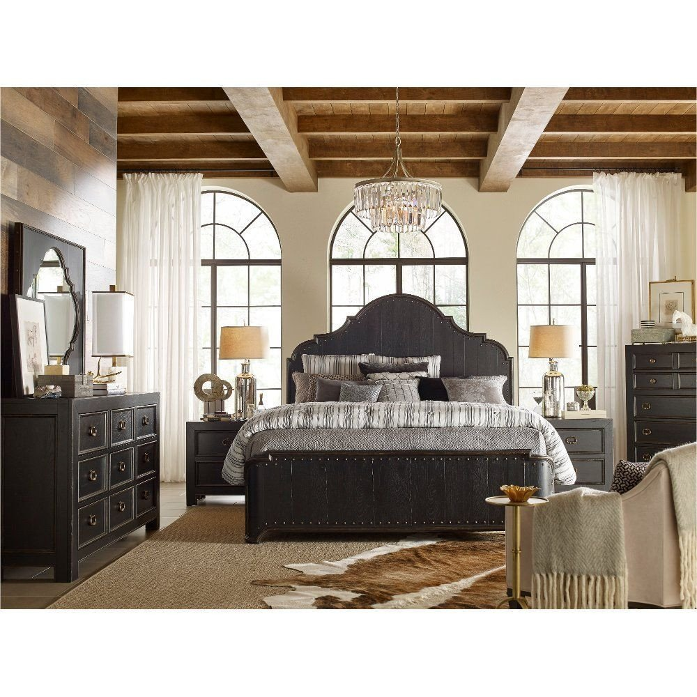 Girls Queen Bedroom Set Luxury Rustic Traditional Black 6 Piece Queen Bedroom Set Bishop