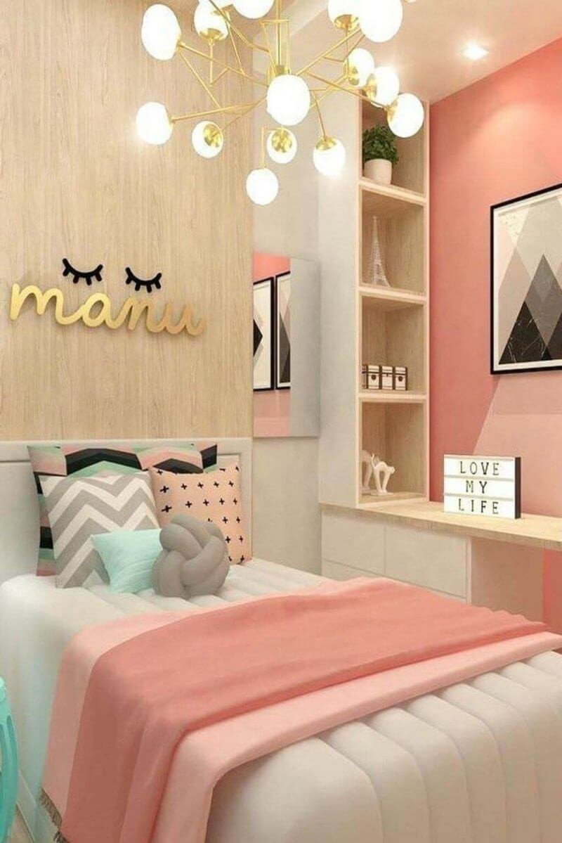 Girls Teenagers Bedroom Ideas Luxury 27 Fabulous Girls Bedroom Ideas to Realize their Dreamy Space