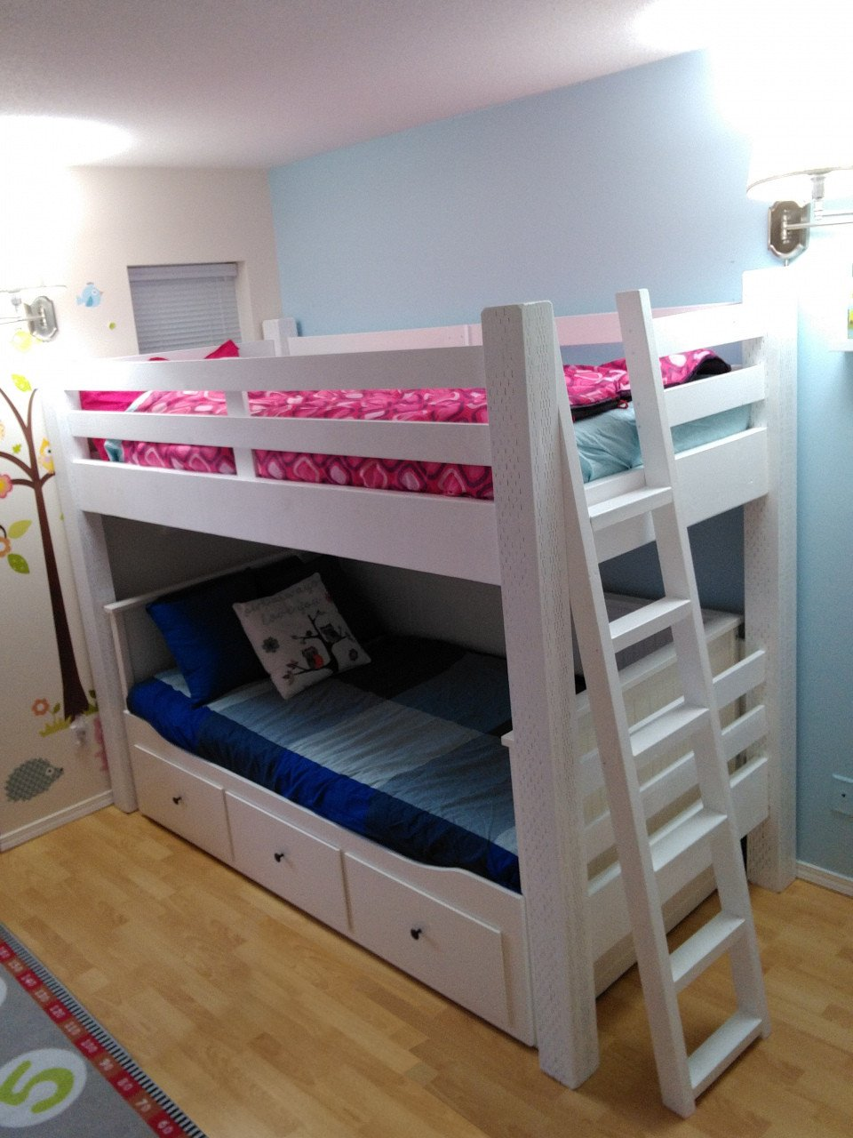 ikea kids bed custom loft bed built to wrap the ikea hemnes daybed durch ikea kids bed