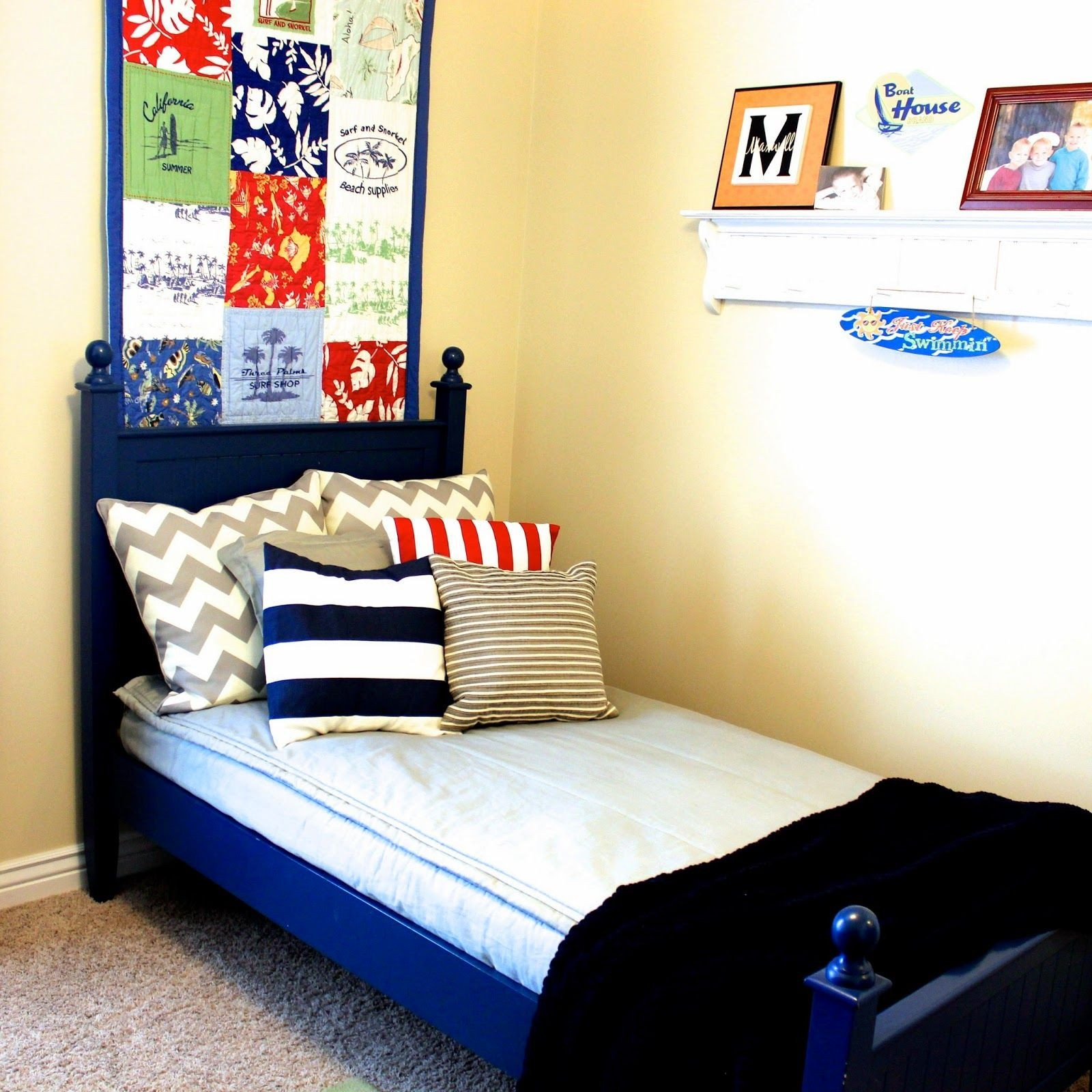 Girls toddler Bedroom Set New Gray Zipper Bedding Great Choice for Boys