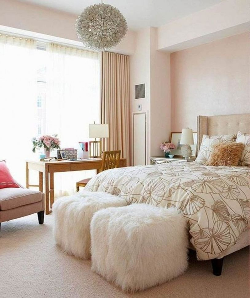 Golden and White Bedroom Best Of Pink and Gray Bedroom Pin by Aneta Blak Home Décor In