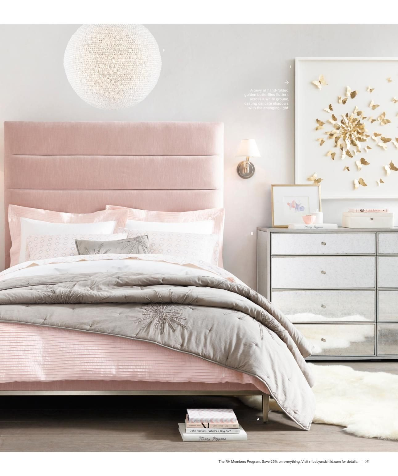 Golden and White Bedroom Lovely Pin by Holly Meadow ✨ On White & Pink In 2019