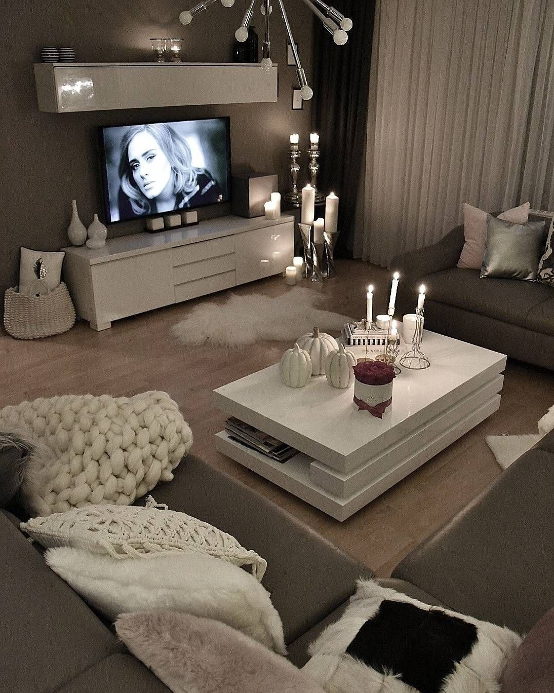 "Good Size Tv for Bedroom Lovely Interior by Zeynep On Instagram ""good evening ✨ All"