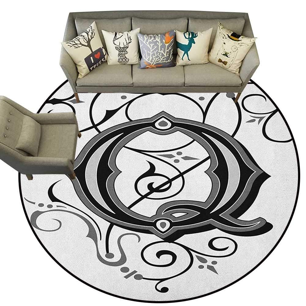 Gothic Bedroom Furniture for Sale Inspirational Amazon Letter Q,rugs for Sale Flowers Flourishing