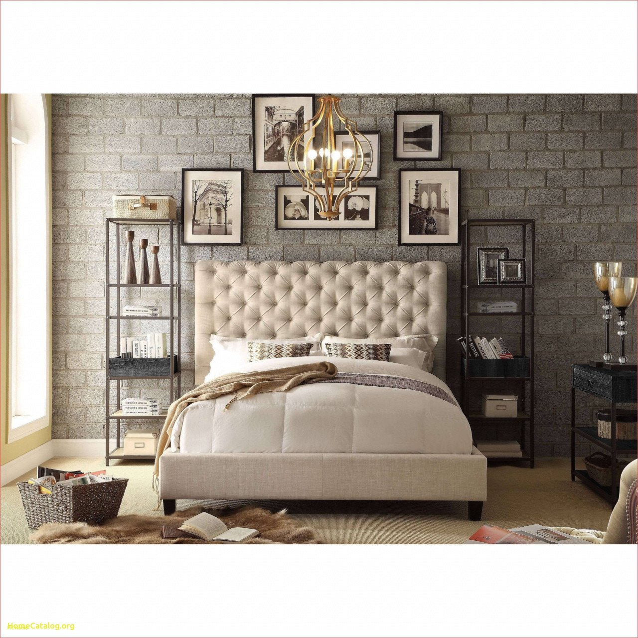 Gray King Bedroom Set New Gothic Bedroom Furniture — Procura Home Blog