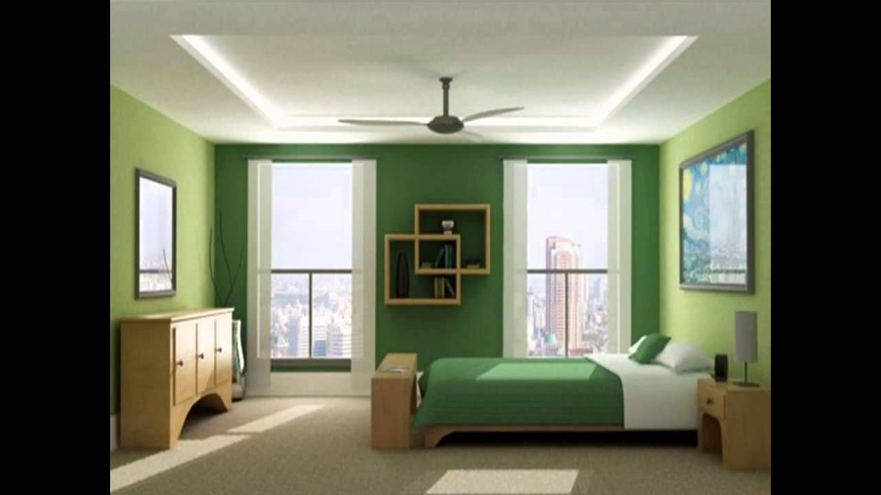 Green and Brown Bedroom Beautiful Small Bedroom Paint Ideas