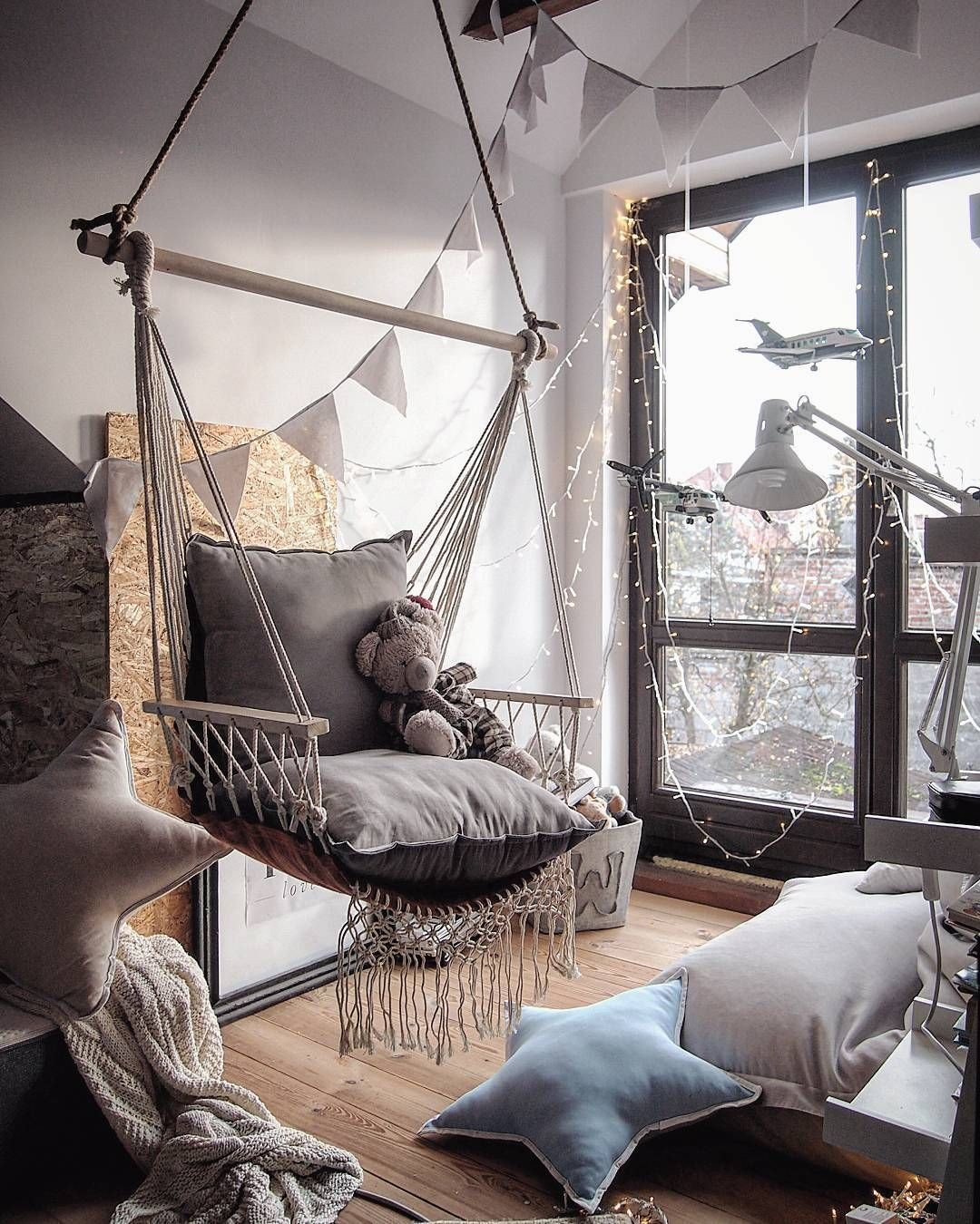 Hanging Chairs for Bedroom New Pin by Ugalina On the Children S Room In 2019