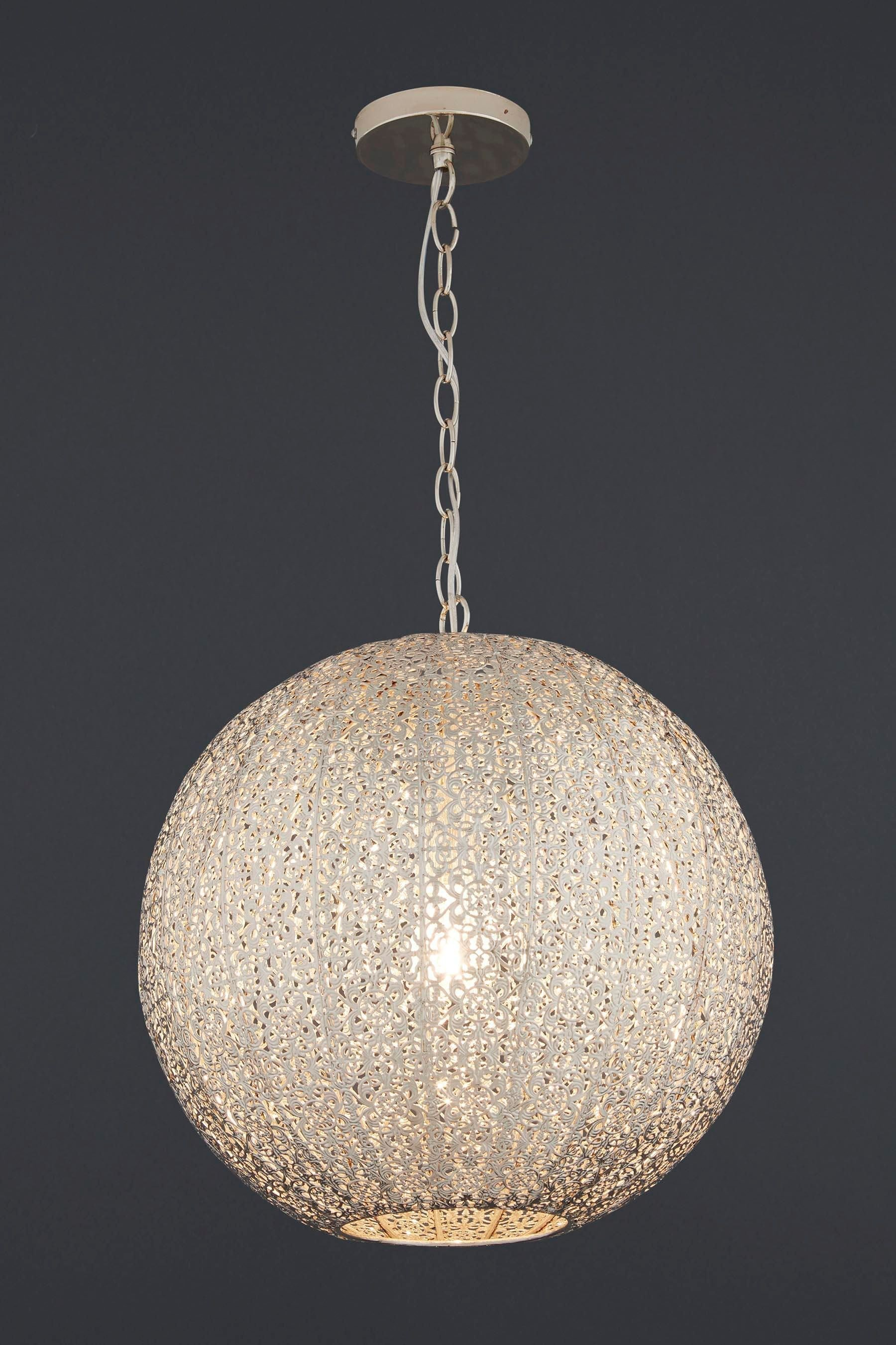 Hanging Light for Bedroom Elegant Buy oriana Sphere Pendant From the Next Uk Online Shop