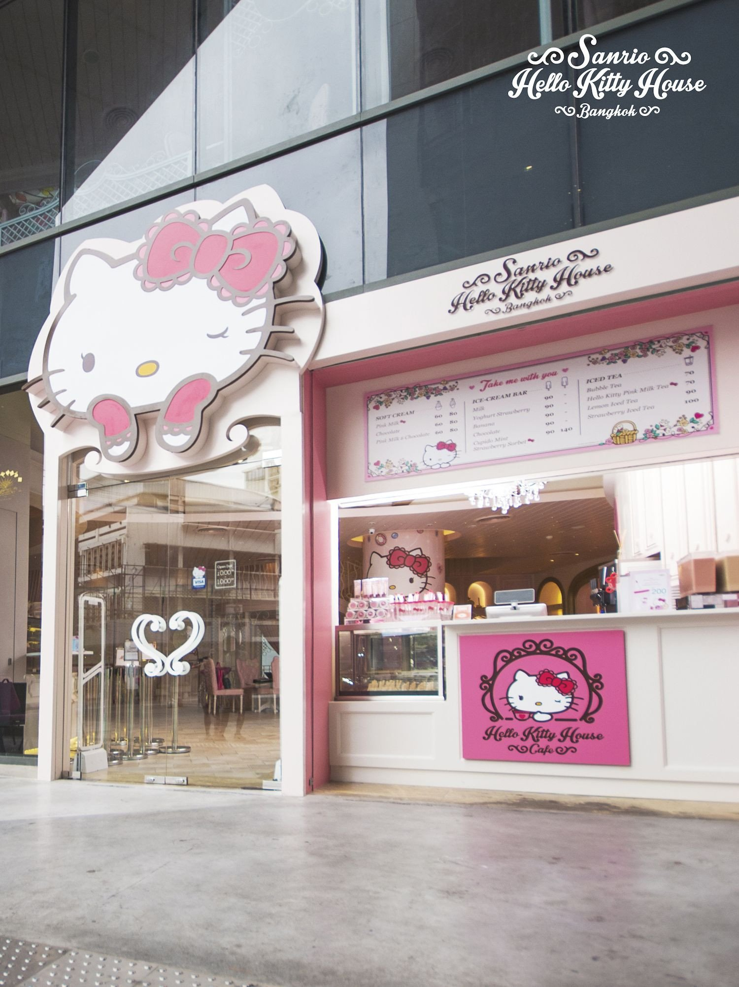 Hello Kitty Bedroom In A Box Awesome Sanrio Hello Kitty House Bangkok