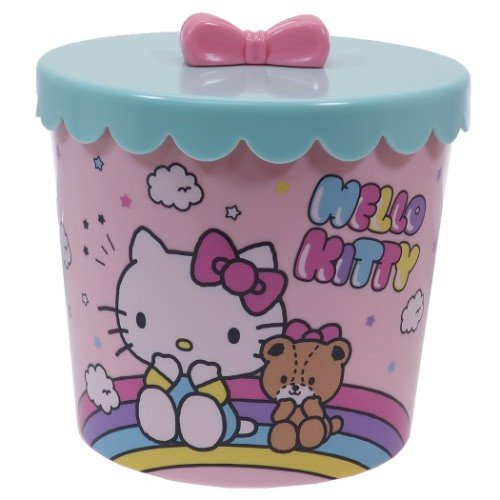 Hello Kitty Bedroom In A Box Fresh Free Lance Box Hello Kitty Storing Article Sanrio Kay Pany Trash Box Interior Miscellaneous Goods Teens Youth Marshmallow Pop with the Cover