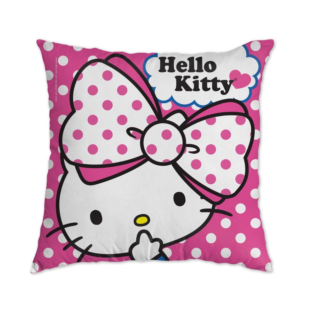 Hello Kitty Bedroom In A Box Inspirational Almofada Hello Kitty Big Ribbon