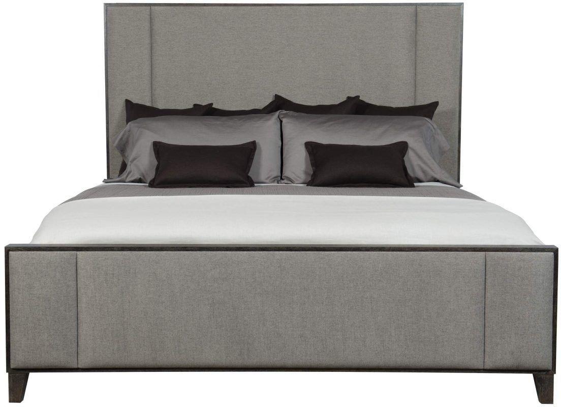 High End Bedroom Furniture Awesome Linea Upholstered Channel Bed Avenue Design Fine Furniture