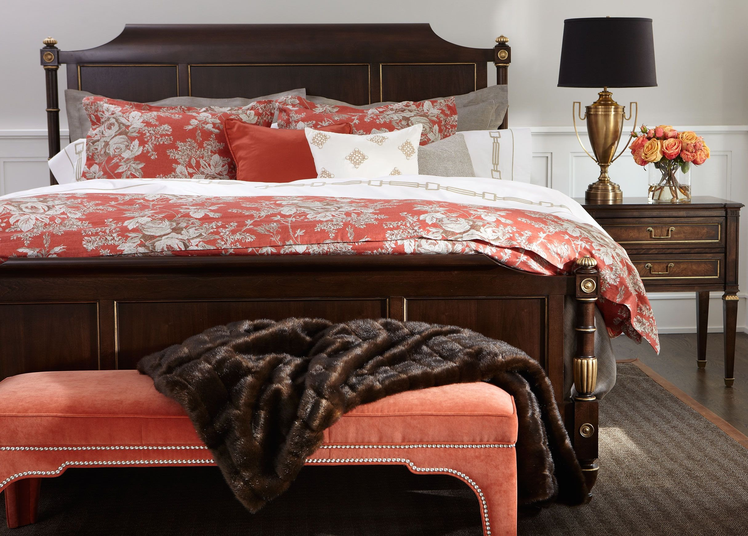 High Quality Bedroom Furniture Awesome Coral Dream Bedroom Shop Ethan Allen Omaha now