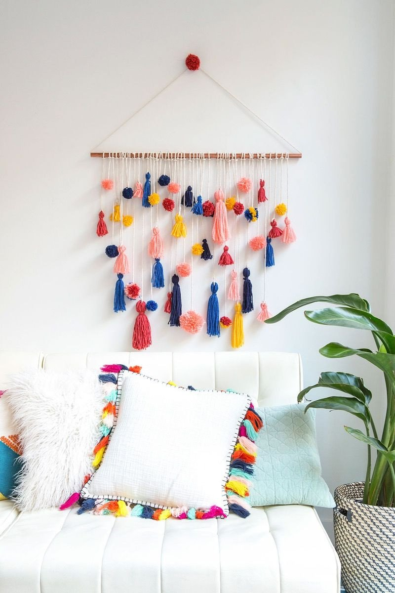Homemade Wall Decoration Ideas for Bedroom Best Of 20 Amazing Diy Home Decor Ideas