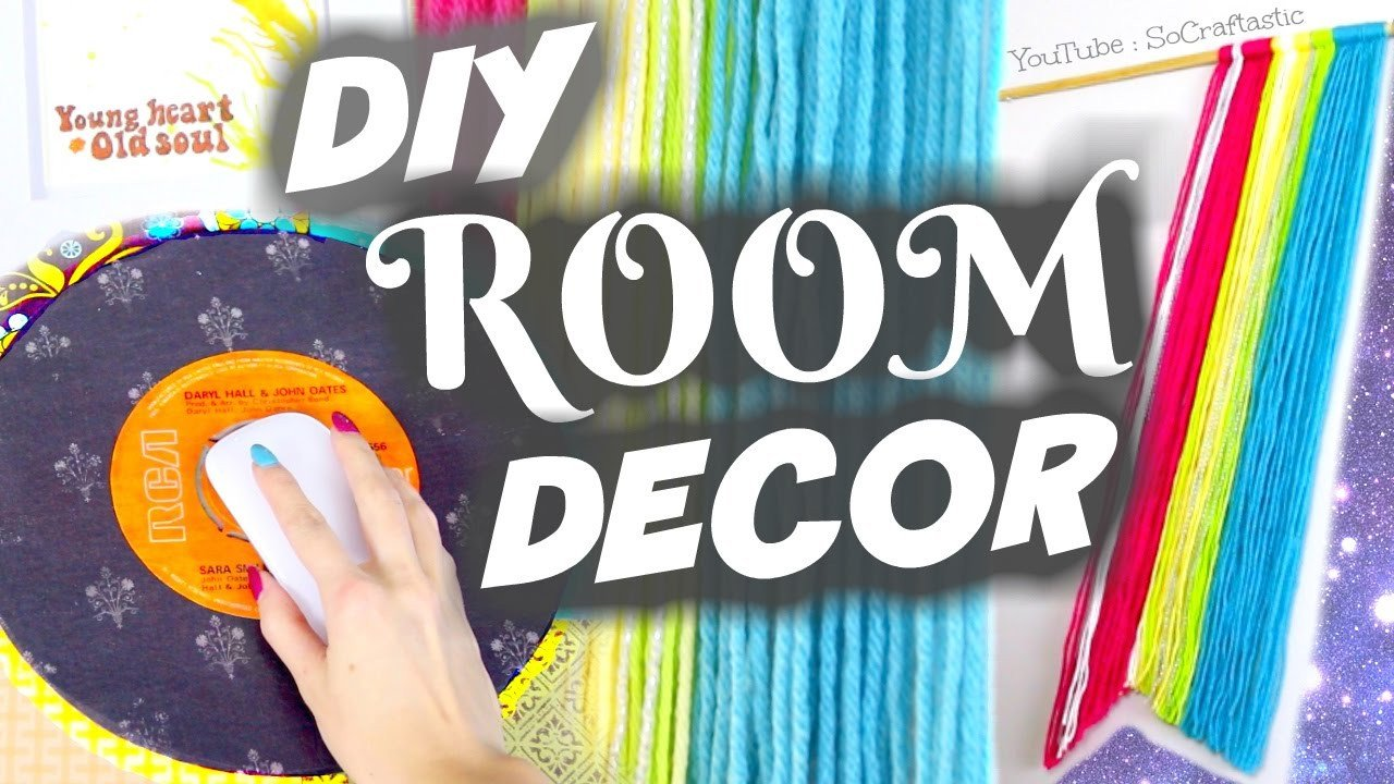 Homemade Wall Decoration Ideas for Bedroom New Diy Vintage Room Decor Ideas Wall Art & Mouse Pad