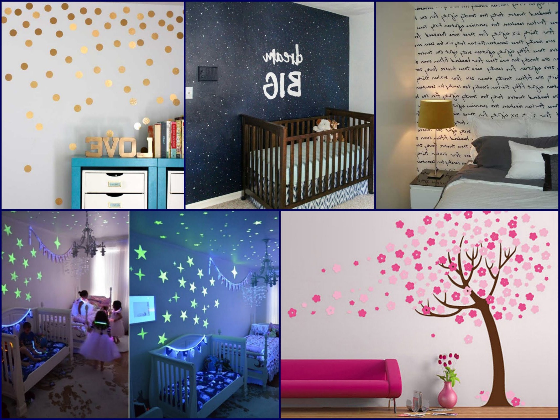 Homemade Wall Decoration Ideas for Bedroom Unique Decorative Wall Painting Ideas for Bedroom Diy Wall Painting