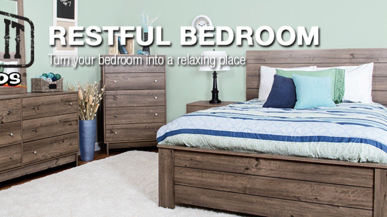 "How to Decorate Your Bedroom Elegant Menards Home Improvement topic ""restful Bedroom"""