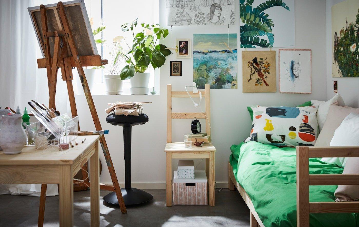 Ikea Bedroom Furniture Set Luxury Creative and Cute Dorm Room Ideas Ikea