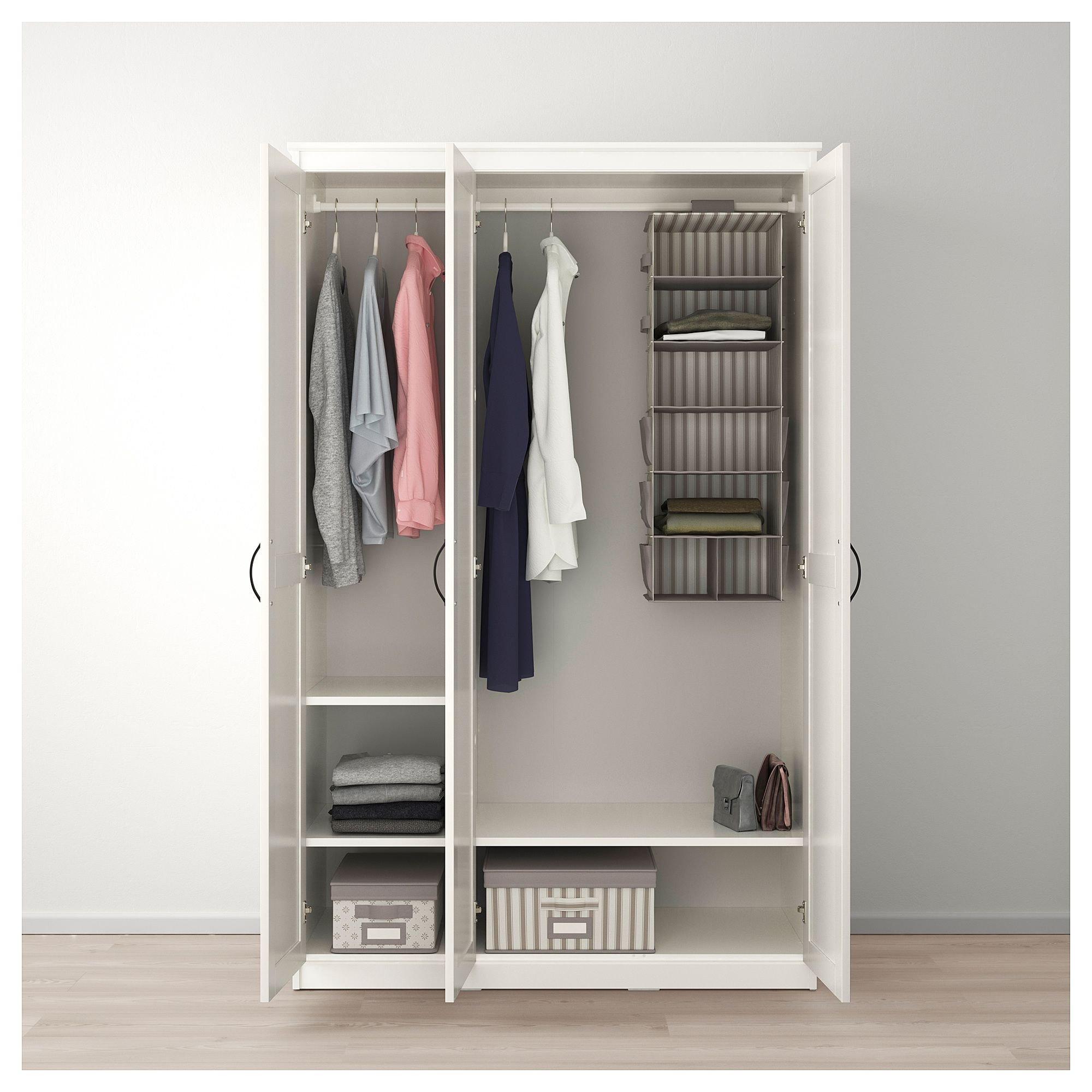 Ikea Bedroom Furniture Wardrobes Best Of Ikea songesand Wardrobe White