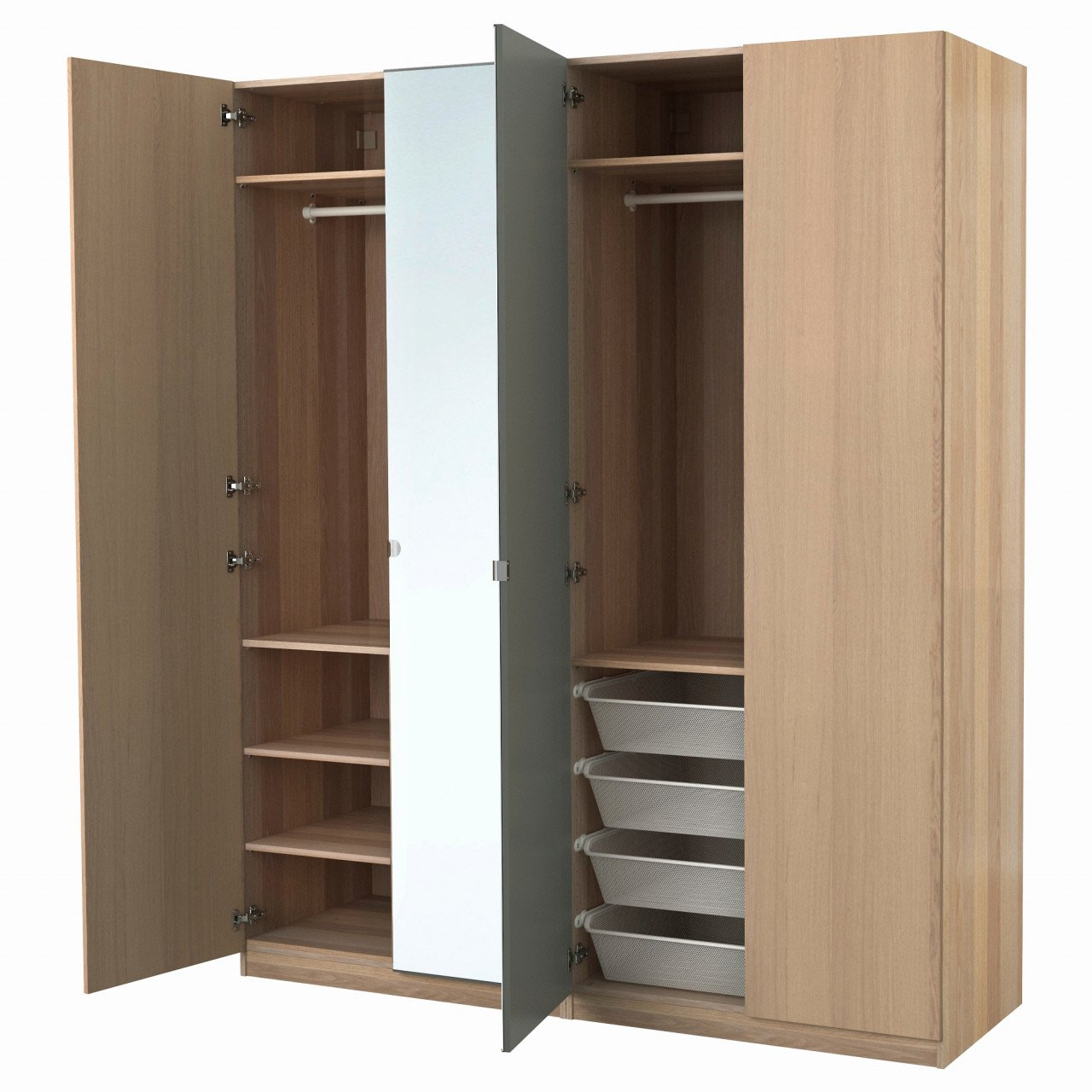 Ikea Bedroom Furniture Wardrobes Inspirational Ikea Dresser Hemnes Pax Ikea Anleitung Neu Ikea Pax Hasvik