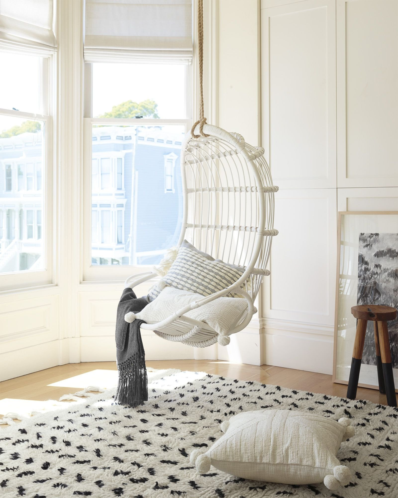 Indoor Hanging Chair for Bedroom Fresh Hanging Rattan Chair Ch27 01