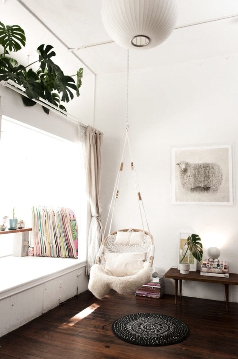 Indoor Hanging Chair for Bedroom Fresh Interior Design