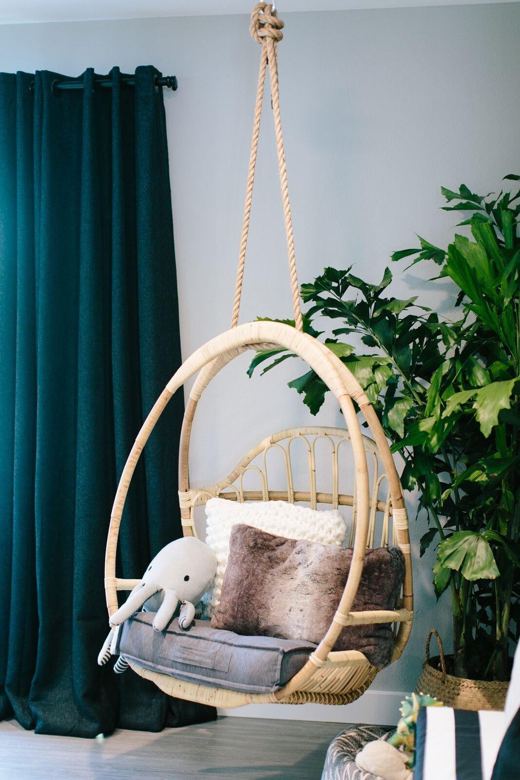 Indoor Hanging Chair for Bedroom Fresh Love This Little Cozy Kidz Corner that as Seen On Hgtv S