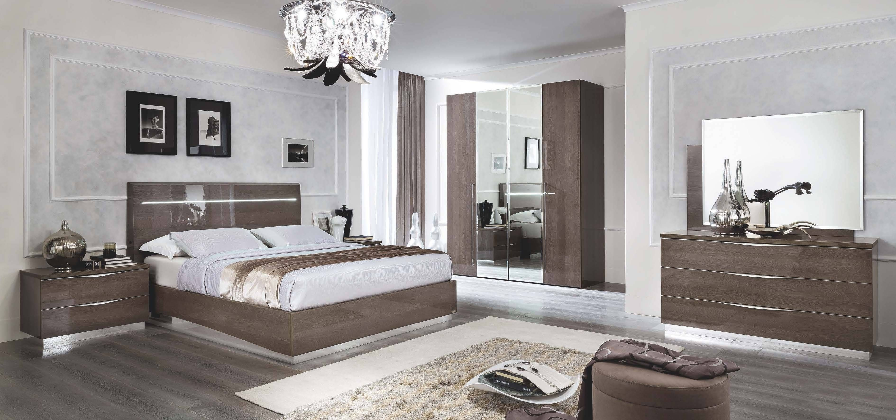 Italian Modern Bedroom Furniture Elegant Made In Italy Quality High End Bedroom Sets