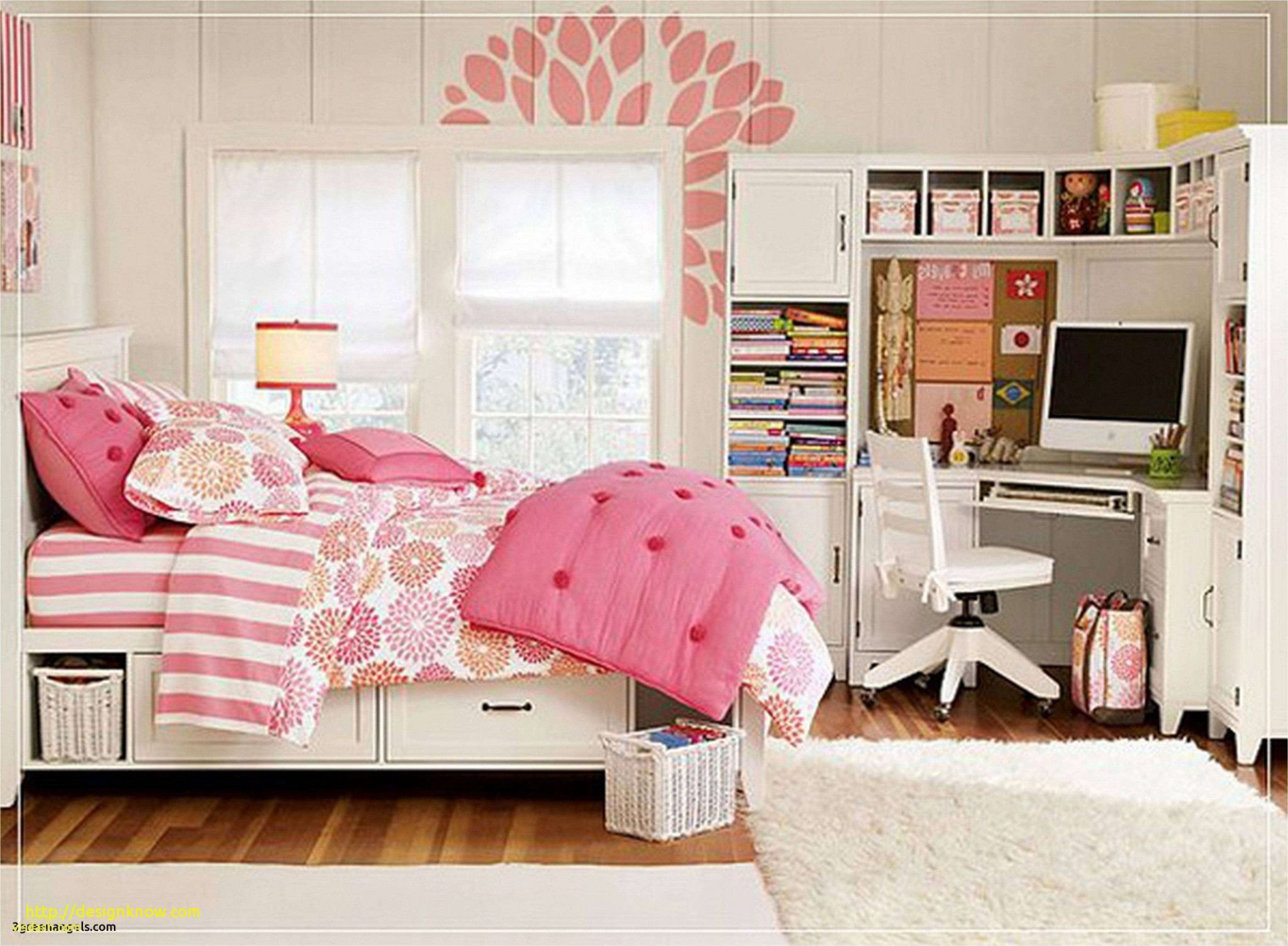 Kid Bedroom Decorating Idea Luxury Unique Interior Design for Small Size Bedroom